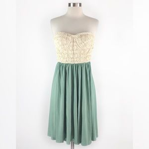 Anthropologie   Lil Gathering Breeze Dress *READ